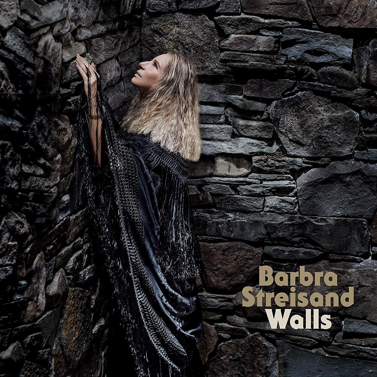 Барбра Стрейзанд Barbra Streisand. Walls (LP) barbra streisand barbra streisand partners 2 lp cd