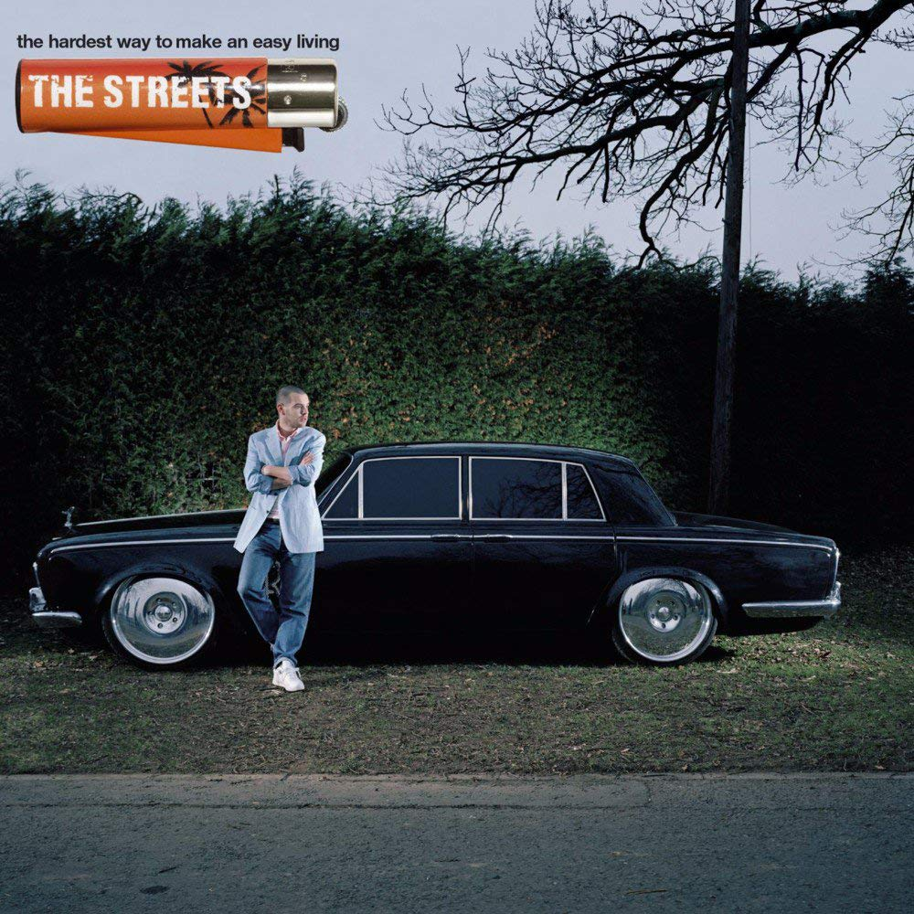 The Streets The Streets. The Hardest Way To Make An Easy Living (2 LP) mean streets