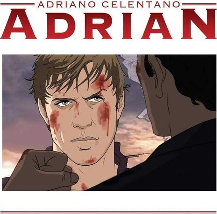 Adriano Celentano. Adrian (3 LP)