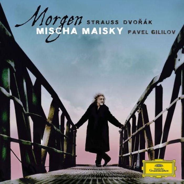Mischa Maisky. Strauss/ Dvorak: Morgen j b bréval cello sonata in c major op 40 no 1