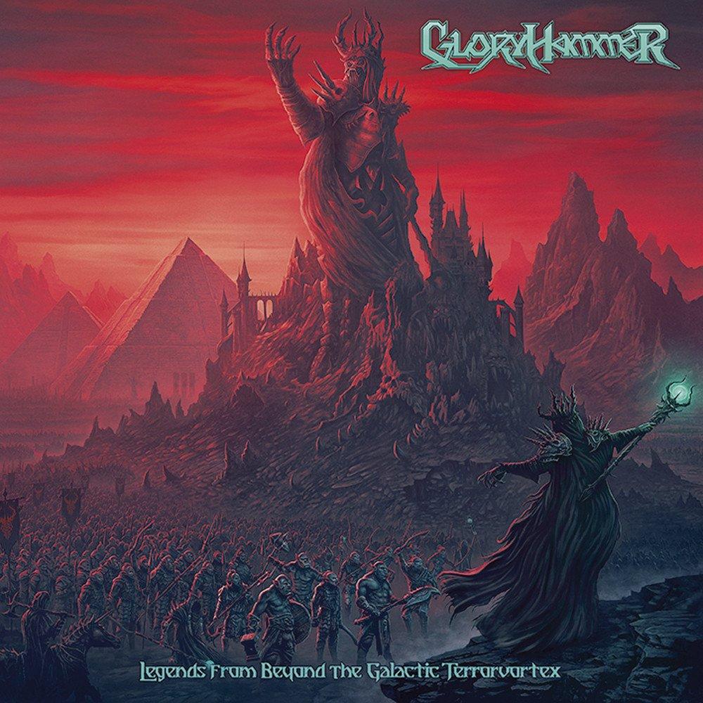 Gloryhammer. Legends From Beyond The Galactic Terrorvortex