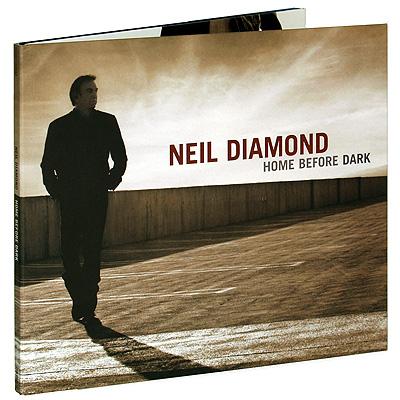 Neil Diamond. Home Before Dark
