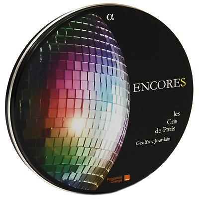 Geoffroy Jourdain. Encores. Les Cris De Paris