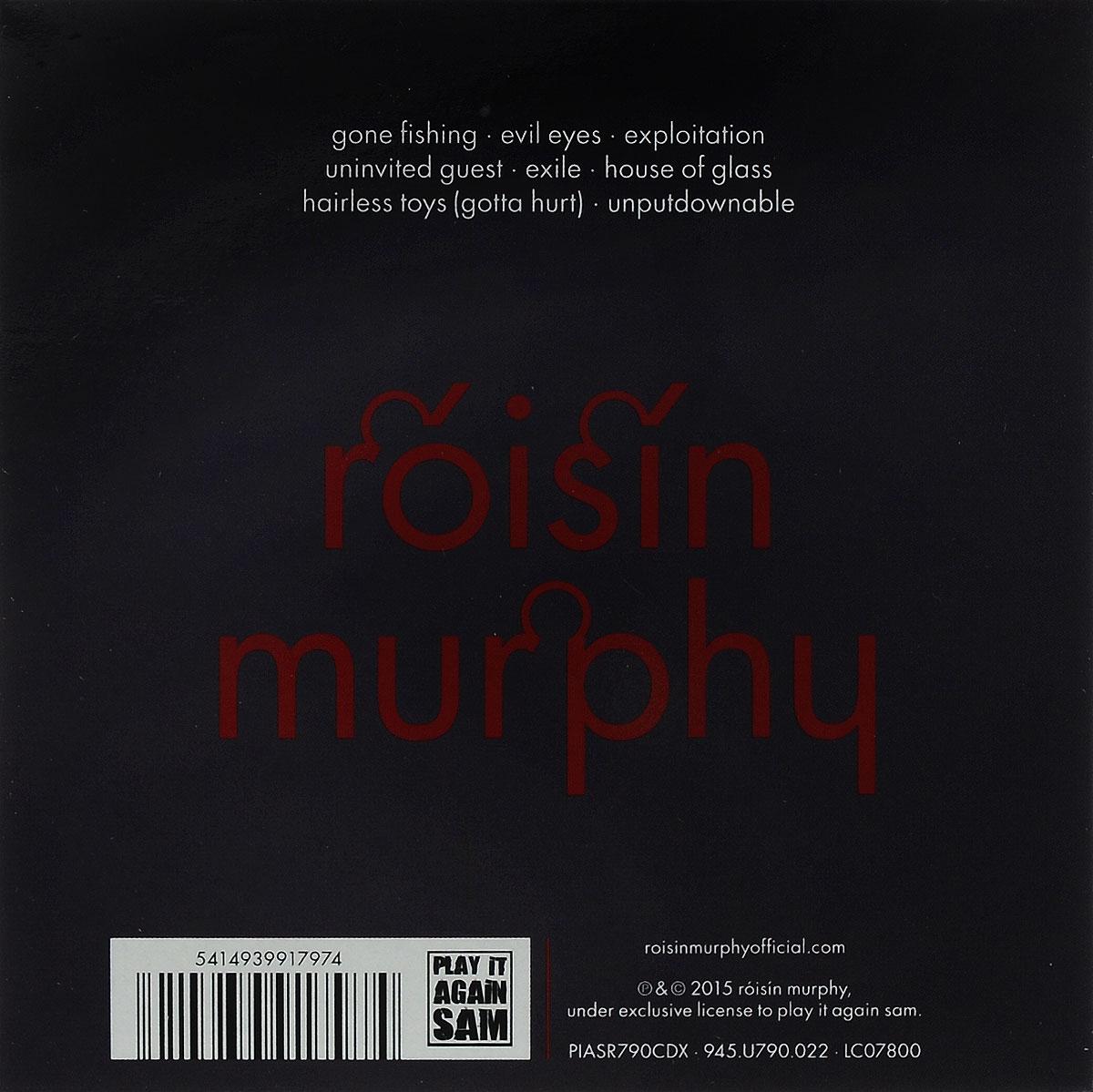 Roisin Murphy. Hairless Toys (8346)