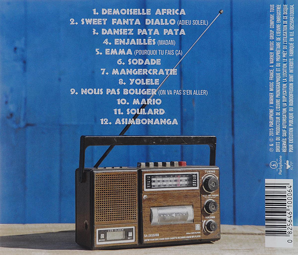 Magic System. Radio Afrika