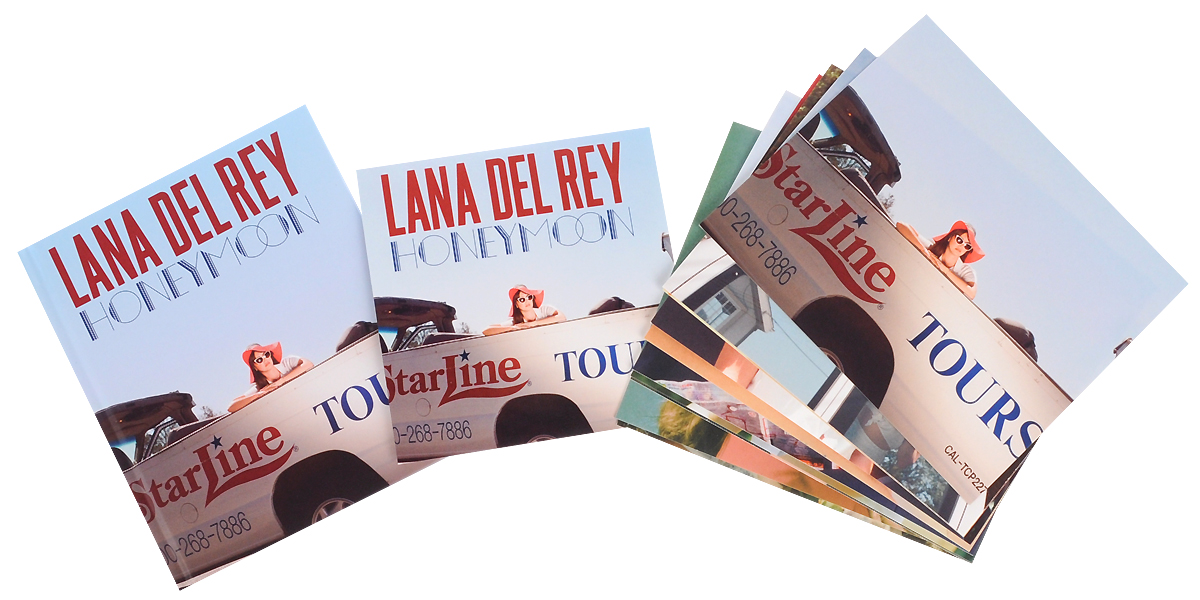 Lana Del Rey. Honeymoon