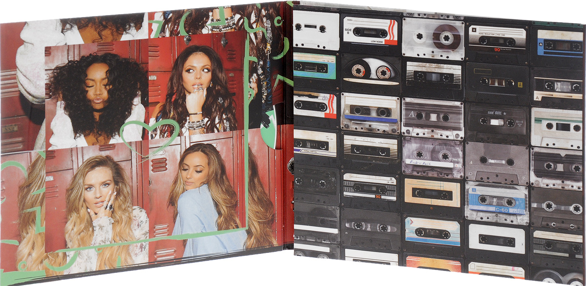 Little Mix. Get Weird. The Deluxe Edition