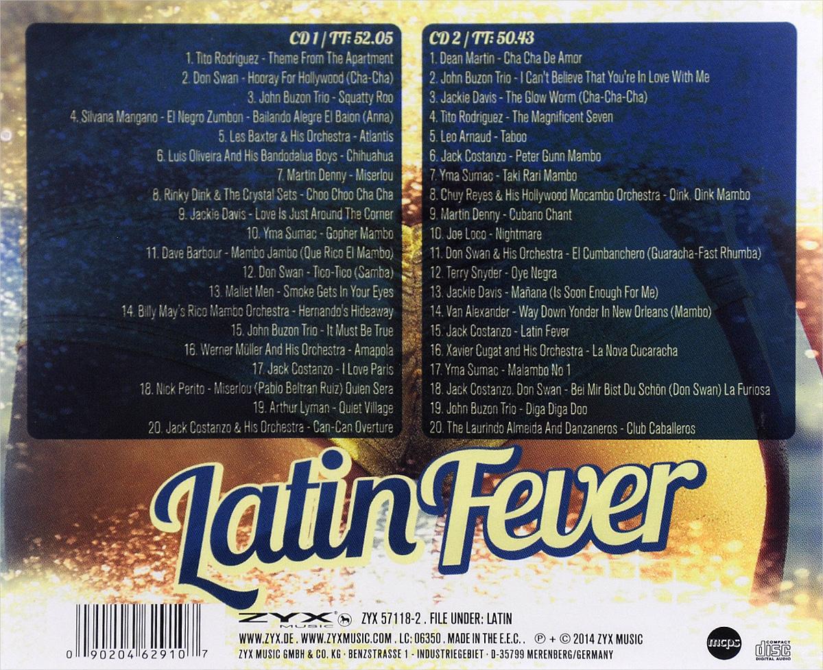 Latin Fever (2 CD)