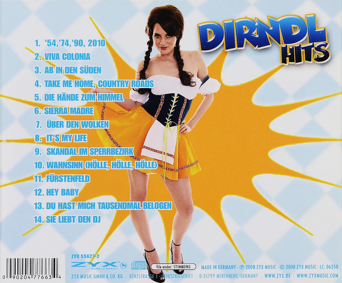 Dirndl Hits (CD)
