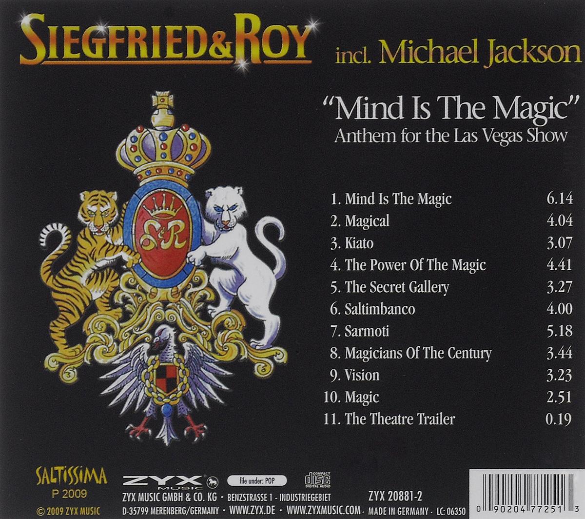 Siegfried & Roy. Mind Is The Magic. Siegfried & Roy Orchestra
