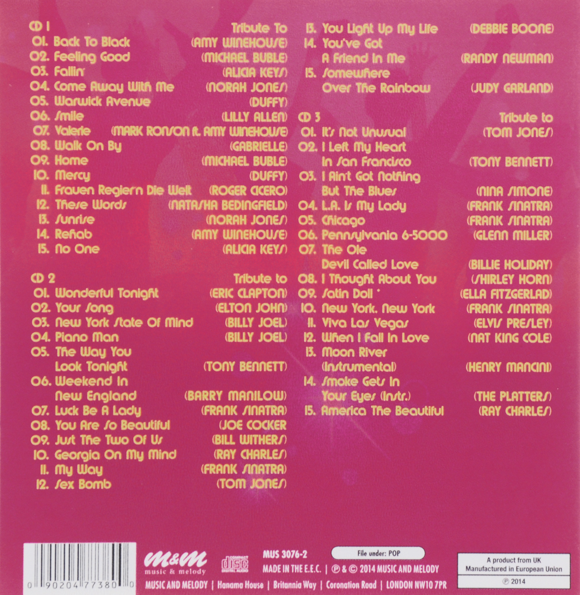 U30 Party Hits (3 CD)