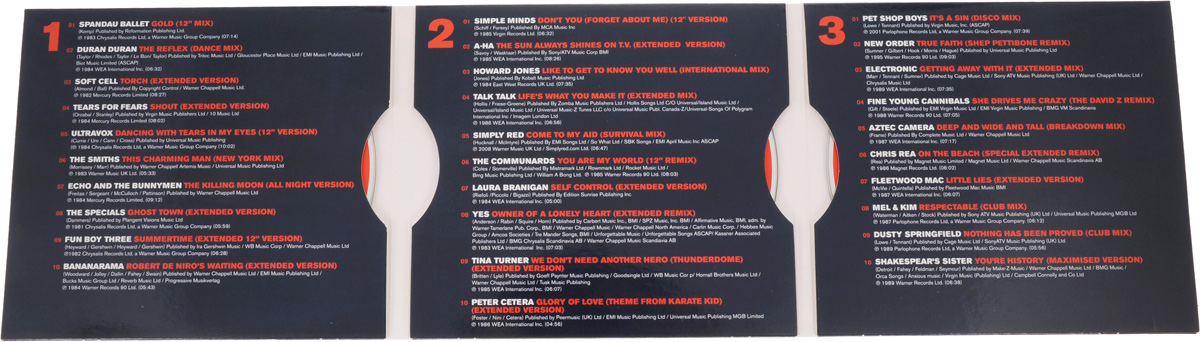 80S Pop (3 CD)