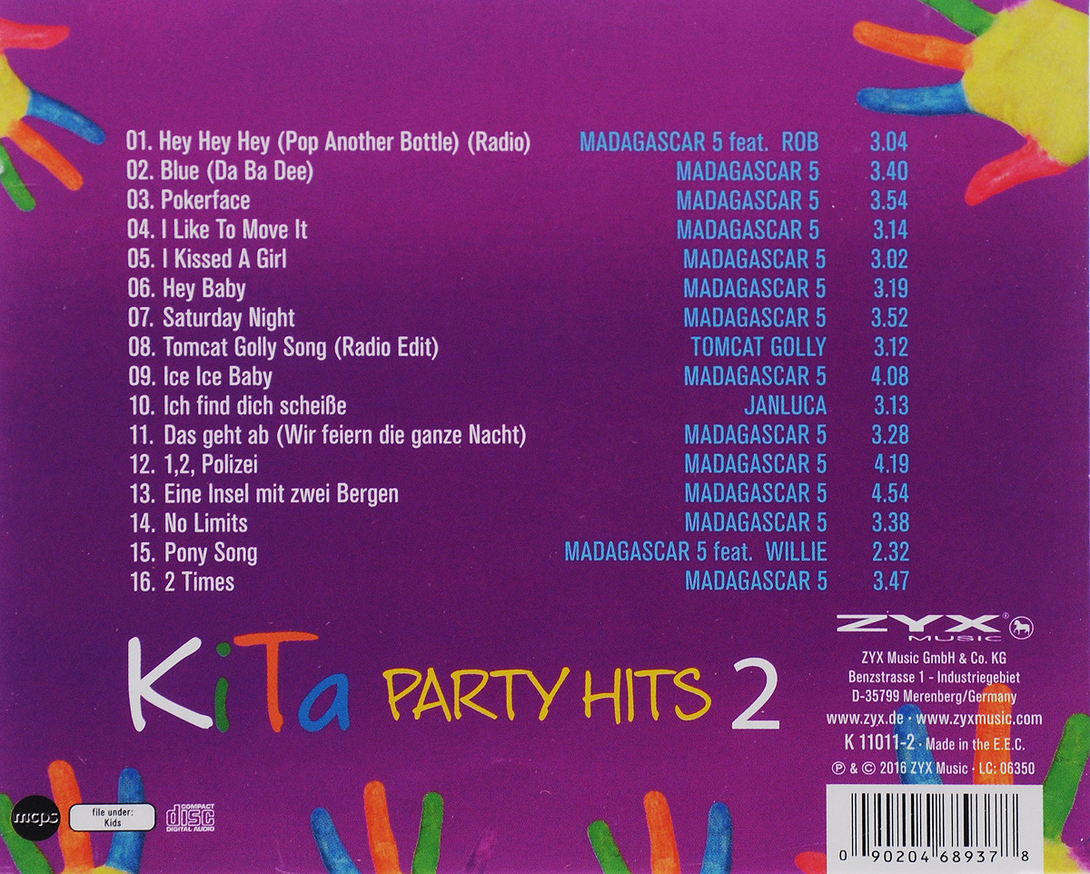 KiTa Party Hits 2