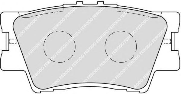 Колодки тормозные Ferodo Premier, дисковые. FDB1892FDB1892Ассортимент тормозных колодок этой серии был разработан совместно с ведущими мировыми автопроизводителями для применения в OE тормозных системах автомобилей. Все колодки производятся по современнейшим технологиям в соответствии с OE спецификациями материала и являются автозапчастями полностью соответствующими тем, которые применяются на сборочных конвейерах для каждого типа автомобилей.
