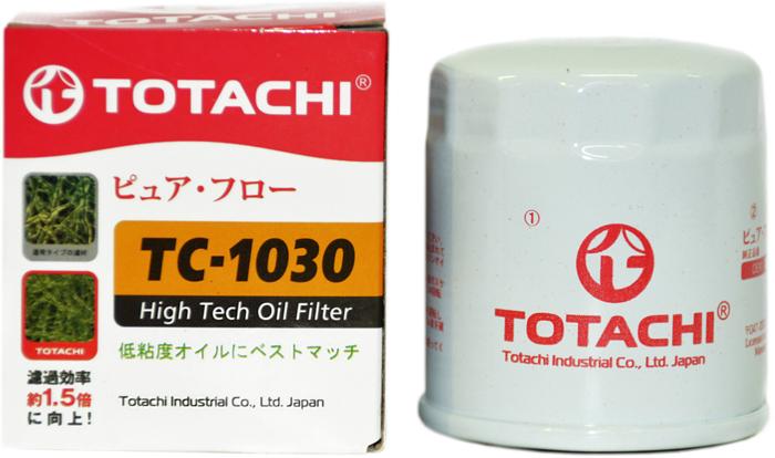 Фото - Фильтр масляный TOTACHI. TC-1030 катушка индуктивности jantzen cross coil 16 awg 1 3 mm 6 mh 1 06 ohm