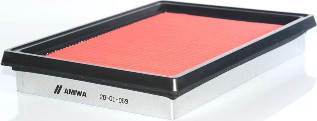 Фильтр воздушный Amiwa Microfix. 20-01-06920-01-069