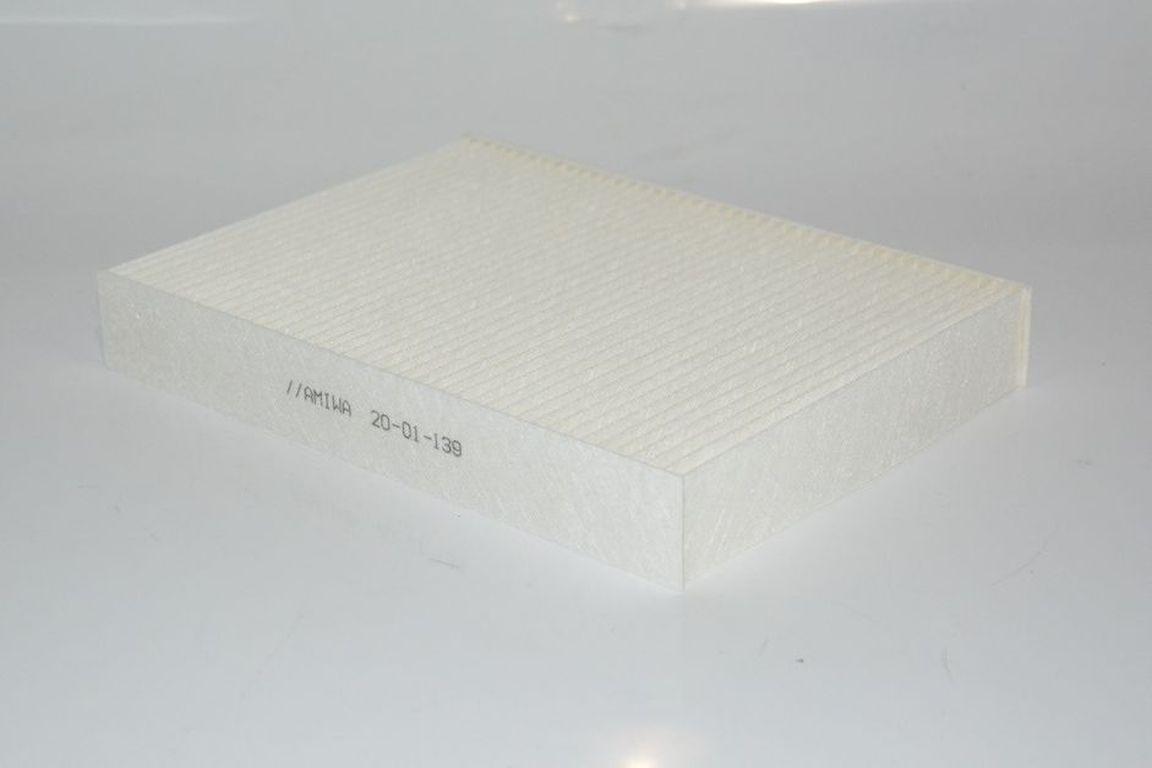 Фильтр салонный Amiwa Microfix. 20-01-13920-01-139