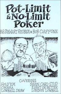 Обложка книги Pot-Limit & No-Limit Poker
