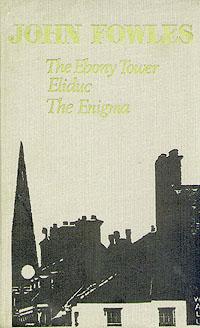 "обложка книги ""The Ebony Tower. Eliduc. The Enigma"""