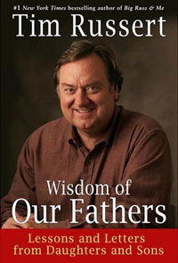 Обложка книги Wisdom of Our Fathers : Lessons and Letters from Daughters and Sons