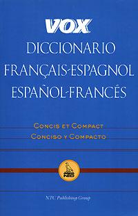 Обложка книги Vox Diccionario Francais-Espagnol/Espanol-Frances