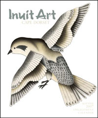 Обложка книги Inuit Art 2007 Calendar