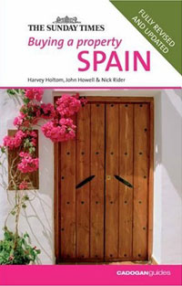 Обложка книги Buying a Property Spain, 2nd (Buying a Property - Cadogan)