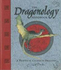 Обложка книги Dragonology Handbook: A Practical Course in Dragons (Ologies)