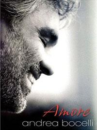 Обложка книги Andrea Bocelli - Amore