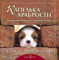 Обложка книги Капелька храбрости. Как достойно встречать трудности жизни