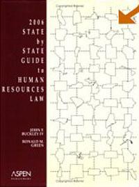 Обложка книги 2006 State by State Guide to Human Resources Law (State By State Guide to Human Resources Law)