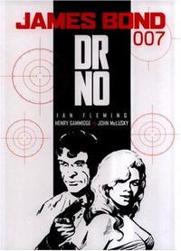 Обложка книги James Bond: Dr. No (James Bond (Graphic Novels))