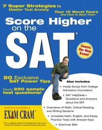 Источник: Teresa Stephens, Score Higher on the New SAT