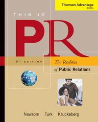 Обложка книги Thomson Advantage Books: This is PR: The Realities of Public Relations (with InfoTrac) (Thomson Advantage Books)
