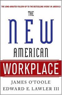 Обложка книги The New American Workplace