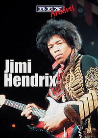 Обложка книги The Jimi Hendrix Experience (The Rex Photo Series)