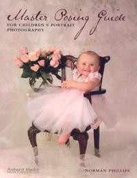 Обложка книги Master Posing Guide for Children's Portrait Photography