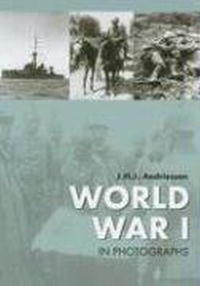 Обложка книги World War I in Photographs