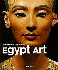 Обложка книги Egypt Art