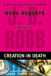Обложка книги Creation in Death