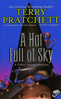 Источник: Terry Pratchett, A Hat Full of Sky: The Continuing Adventures of Tiffany Aching and the Wee Free Men