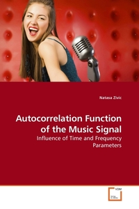 Autocorrelation Function of the Music Signal