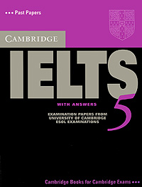 Ielts 5: Examination Papers from University of Cambridge Esol Examinations: With Answers