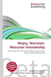 Обложка книги Wojny, Warmian-Masurian Voivodeship