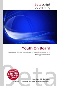 Обложка книги Youth On Board