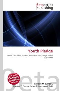 Обложка книги Youth Pledge