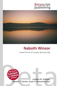Обложка книги Naboth Winsor