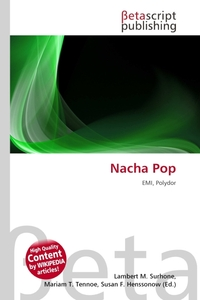 Обложка книги Nacha Pop