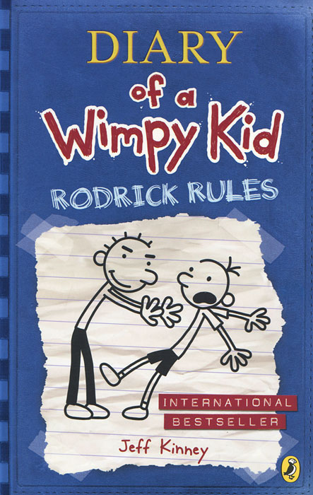 Diary of a Wimpey Kid: Roderick Rules