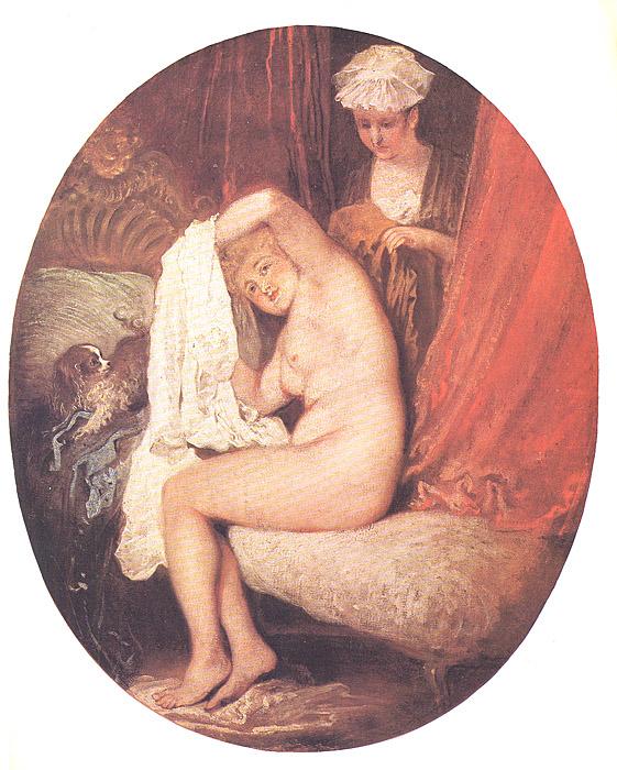 Источник: Dorette Eckardt, Antoine Watteau